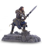Lothar Statue Phone Dock - Warcraft Movie Collection
